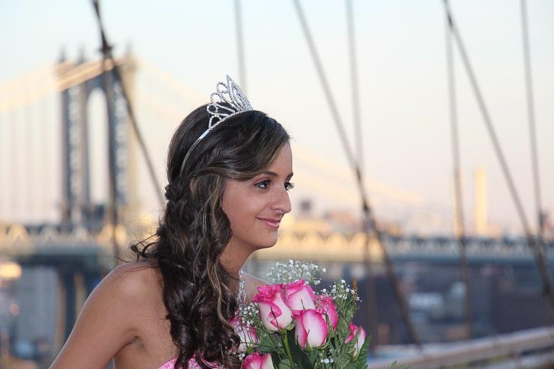 ブルックリンブリッジ 花嫁 かわいい
