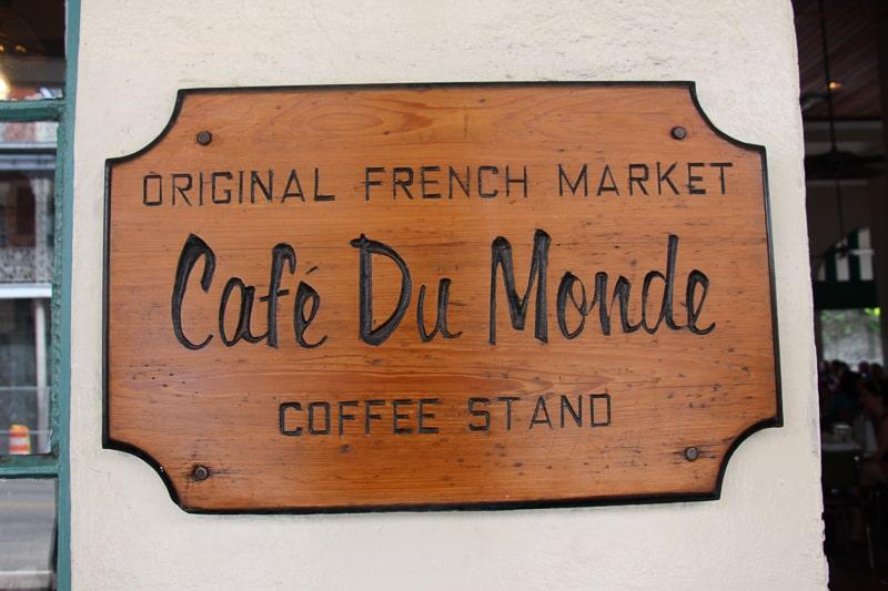 カフェ・デュ・モンド