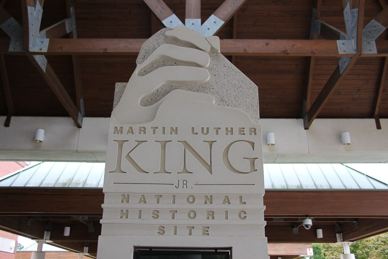 マーチン・ルーサー・キング・ジュニア牧師国立歴史地区