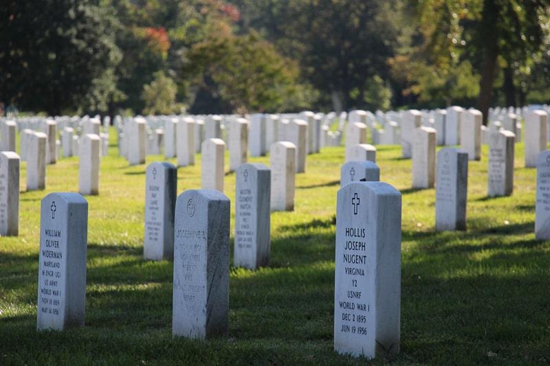 アーリントン墓地