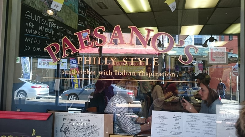 Paesano's Philly Style