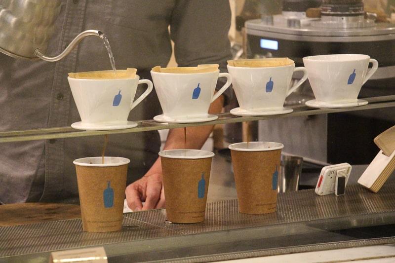 ブルーボトルコーヒー ニューヨーク ブルックリン