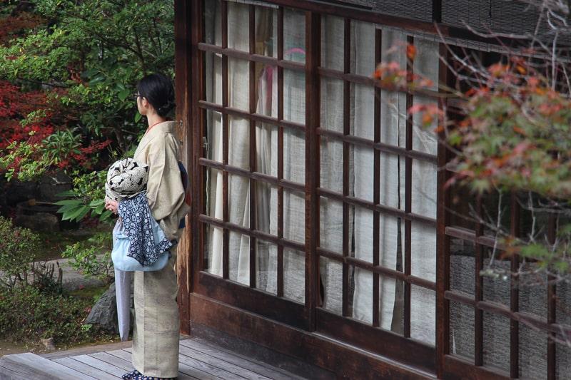 金福寺 ポートレート