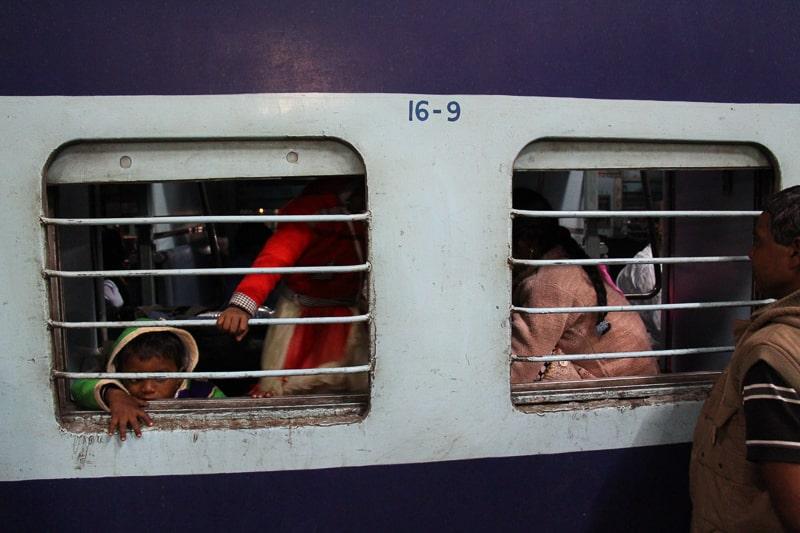 インド電車予約